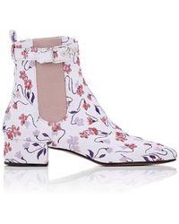 Altuzarra - Parnassus Jacquard Chelsea Boots - Lyst