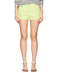 J Brand - Sun Gracie Denim Shorts - Lyst