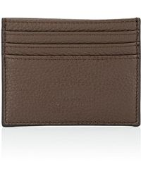 Armani - Leather Card Case - Lyst