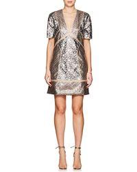 J. Mendel - Sequin-embellished Shift Dress - Lyst