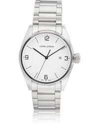 Georg Jensen - Delta Classic Watch - Lyst