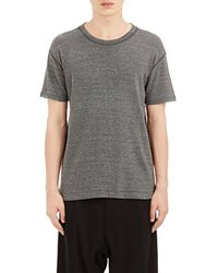NLST - Exposed-seam Mélange T - Lyst