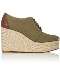Barneys New York - Canvas Platform - Lyst