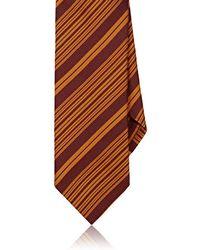 Dolcepunta - Striped Silk Necktie - Lyst