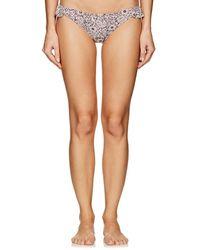 Eberjey - Dakota Paisley Bikini Bottom - Lyst