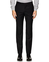 Incotex - M-body Modern-fit Wool Trousers - Lyst