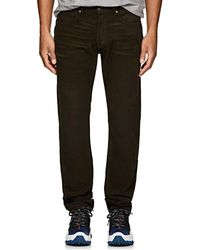 Tom Ford - Corduroy Straight Jeans - Lyst