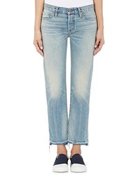 NSF - Women's Straight Slouch Jeans - Lyst