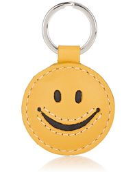 Barneys New York - Smiley Key Ring - Lyst