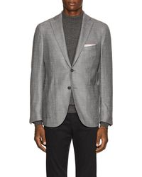 Pal Zileri - Wool-blend Two-button Sportcoat - Lyst