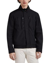 334bfd970 Tech-twill Hooded Jacket