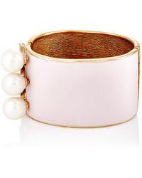 Maison Mayle - M Cuff Hinged Bracelet - Lyst