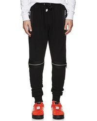 Blood Brother - vision Waffle-knit Jogger Pants - Lyst