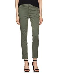 J Brand - Zion Mid-rise Skinny Jeans - Lyst