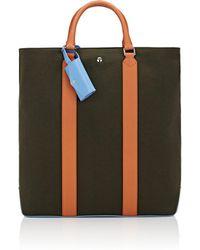 CALVIN KLEIN 205W39NYC - Canvas Shopper Tote Bag - Lyst