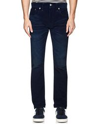 RRL - Cotton-blend Corduroy Slim Trousers - Lyst