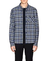 Aztech Mountain - Lodge Peak Ski Cotton Flannel Shirt - Lyst
