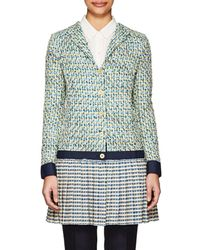 Thom Browne - Pleated-bottom Cotton - Lyst