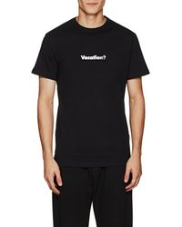 Blood Brother - vacation Cotton T-shirt - Lyst