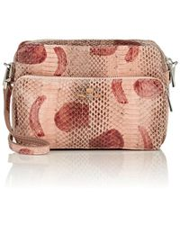 Zadig & Voltaire - Python Camera Bag - Lyst