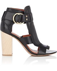 10 Crosby Derek Lam - Marya Leather Sandals - Lyst