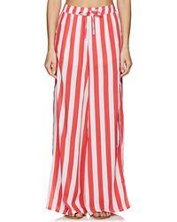 Onia - Chloe Striped Wide - Lyst