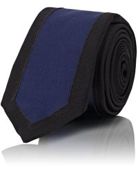 Maison Margiela - Silk Satin Skinny Necktie - Lyst
