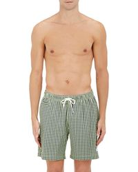 Trunks Surf & Swim | Volley Gingham Swim | Lyst