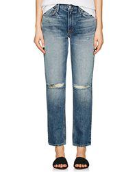 GRLFRND - Jane Straight Jeans - Lyst