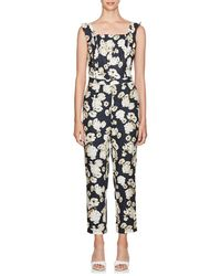 Sir. The Label - Bellagio Floral Linen Jumpsuit - Lyst