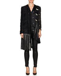 Thom Browne   reconstructed Classics Layered Coat   Lyst