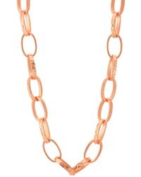 Kenneth Jay Lane - Lariat Necklace - Lyst