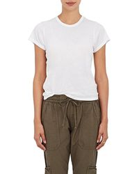 NSF - Alessi Cotton Jersey T-shirt - Lyst