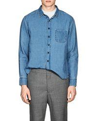Simon Miller - Pioche Linen Chambray Shirt - Lyst