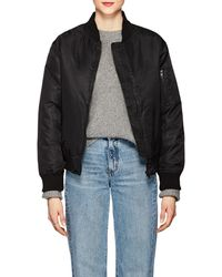 William Rast - Tech-twill Bomber Jacket - Lyst