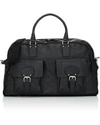Barneys New York | Leather Duffel Bag | Lyst