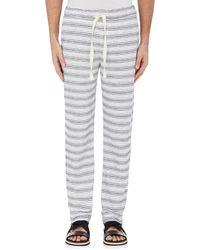 lemlem - Striped Gauze Trousers - Lyst
