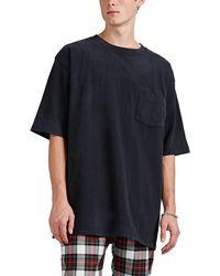 Warren Lotas - respect Cotton Jersey T-shirt - Lyst