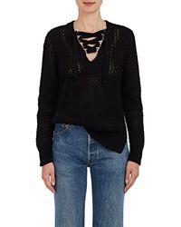 10 Crosby Derek Lam - Open-knit Cotton Lace - Lyst