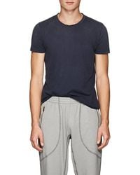 Tomas Maier - Cotton Jersey T - Lyst