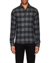 IRO - Calfo Cotton Flannel Shirt - Lyst