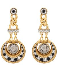 Maison Mayle - Luna Drop Earrings - Lyst