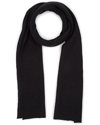 Barneys New York - Thermal-stitched Cashmere Scarf - Lyst