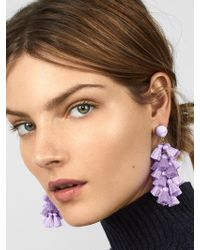 BaubleBar - Contessa Tassel Earrings - Lyst