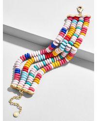 BaubleBar - Margreta Beaded Bracelet - Lyst