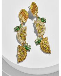 BaubleBar Lemon Drop Earrings - Multicolour