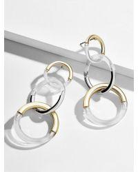 BaubleBar - Lova Lucite Drop Earrings - Lyst