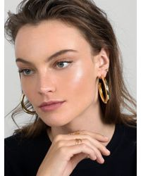 BaubleBar - Mini Penelope Hoop Earrings - Lyst