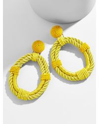 BaubleBar - Sonique Hoop Earrings - Lyst