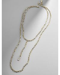 BaubleBar - Link Layered Necklace - Lyst